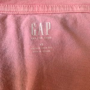 GAP Tops - Pink shirt